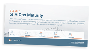 Windward-AIOps-Maturity-Levels